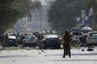Al menos 10 muertos tras atentado en Kabul
