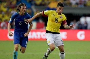Brasil y Colombia se enfrentan en Miami