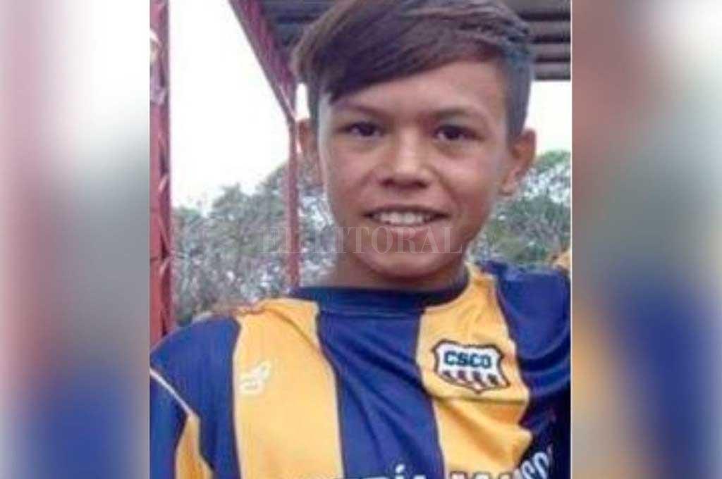 Diego Román desapareció la tarde del 3 de julio en Recreo, y su cadáver fue hallado al día siguiente, en un campo de las afueras de la ciudad.  Crédito: Archivo El Litoral