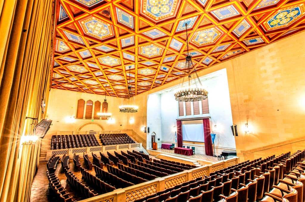 En la ciudad de Santa Fe el debate se realizará en el Paraninfo de la UNL Crédito: Gentileza