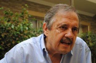 """Ricardo Alfonsín se """"despegó"""" de Luis Brandoni"""