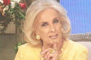 """Mirtha Legrand """"podría"""" cenar con los Fernández"""