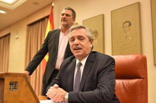 """Alberto Fernández: """"Estar tan condicionados a las políticas de EEUU nos hizo retroceder como país"""""""