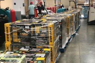 Dorian: compró alimentos, herramientas y 100 generadores para donar a víctimas en Bahamas