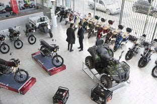 Lanzarán nuevos créditos para comprar motos de hasta $ 150.000