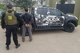 Detenido en Santo Tomé por un crimen en Caleta Olivia