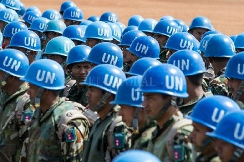 Las principales denuncias son contra Cascos Azules desplegados en países africanos. <strong>Foto:</strong> Captura digital