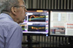 La bolsa porteña subió 9,19% y el riesgo país cedió hasta los 2.204 puntos básicos