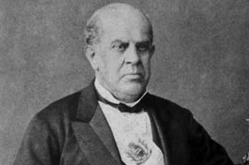 Domingo Faustino Sarmiento. <strong>Foto:</strong> Archivo El Litoral