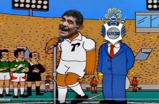 Maradona llegó a Gimnasia y... ¡Hay memes!