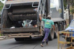 Se normaliza el servicio de recolección de basura a cargo de Cliba