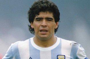 Los clubes del fútbol argentino saludaron a Maradona