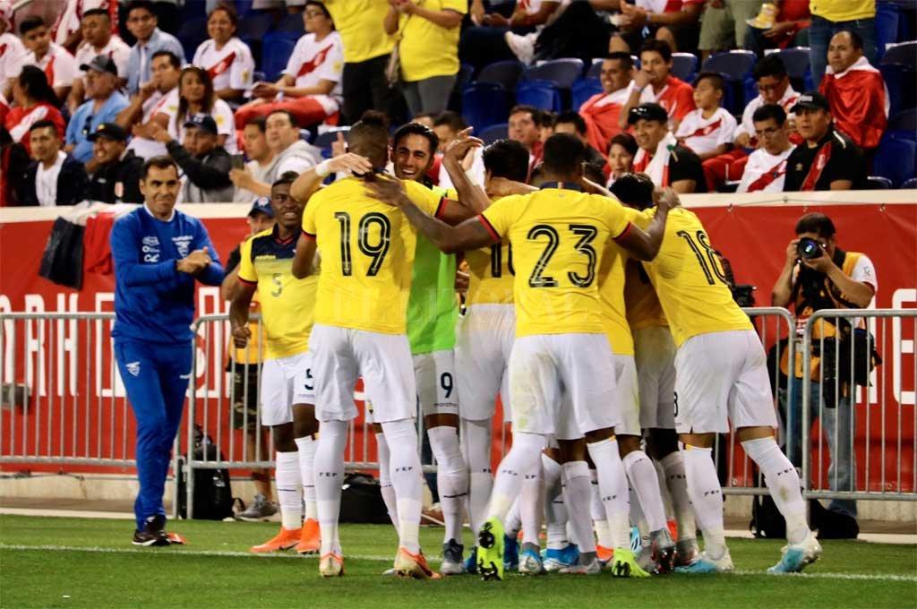 <strong>Foto:</strong> Prensa Selección Ecuador