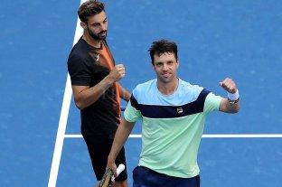 El argentino Zeballos y el español Granollers perdieron la final de dobles del US Open