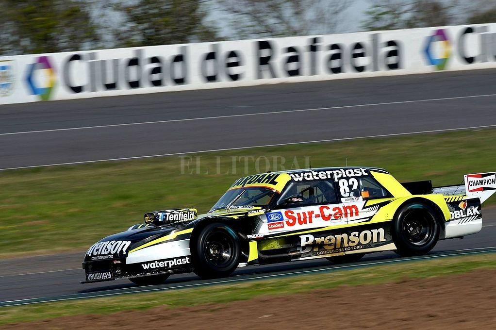 Mauricio Lambiris. <strong>Foto:</strong> Prensa ACTC