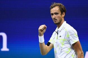 Medvedev es finalista del US Open