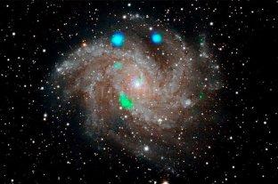 """La NASA descubrió """"algo misterioso en el espacio profundo"""""""
