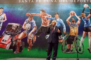 Rosario inauguró su Museo del Deporte