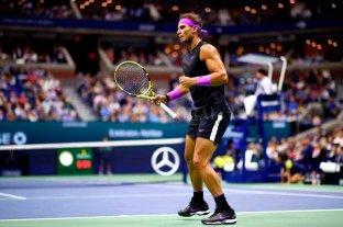 Nadal llegó a su quinta final de US Open, lo espera Medvedev