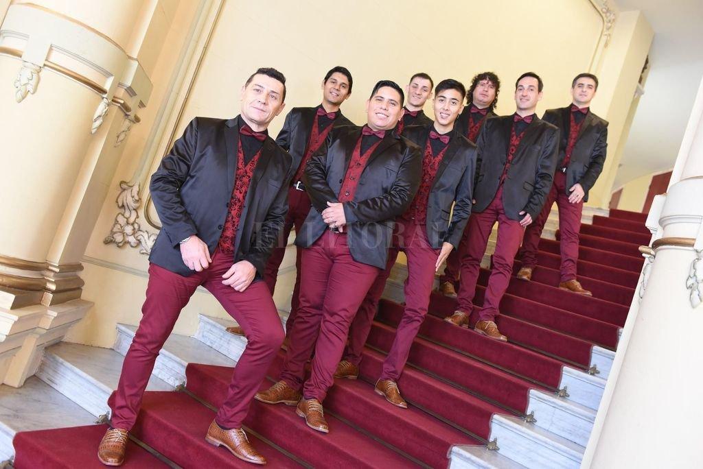 Ocho de los álbumes del grupo fueron Disco de Oro y uno de Platino; y en 2016 y 2018, recibieron nominaciones a los premios Carlos Gardel como Mejor Álbum de Grupo Tropical. Crédito: Gentileza Emanuel Mauri