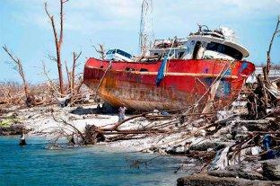 Dorian: aumenta a 43 la cifra provisional de muertos en Bahamas