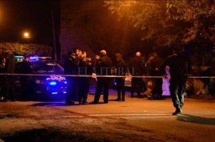 Un muerto y dos heridos por un ataque a balazos en Rosario
