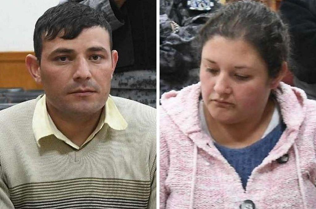 Sebastián Tizza (24) y Celeste González (23). <strong>Foto:</strong> Gentileza