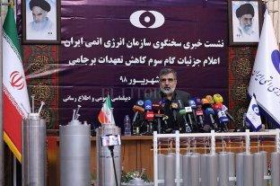 Irán pone en marcha centrifugadoras avanzadas para aumentar la reserva de uranio
