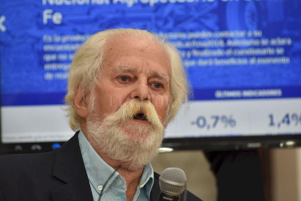 Moore llegó en diciembre de 2007 a la conducción de IPEC y plantea como gran desafío el censo de población 2020. <strong>Foto:</strong> Flavio Raina