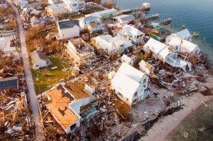 Tras el paso de Dorian, aumenta la cifra de muertos en Bahamas
