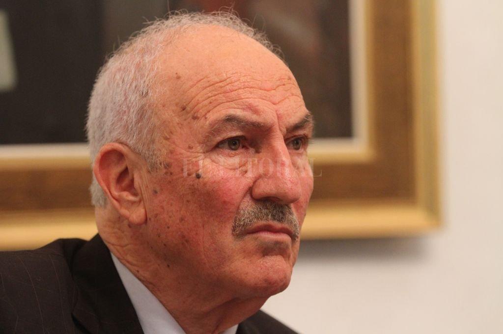 Ricardo Kaufmann, senador por el departamento Garay. <strong>Foto:</strong> Archivo El Litoral