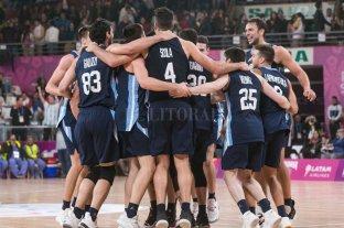 Argentina clasificó a los Juegos Olímpicos