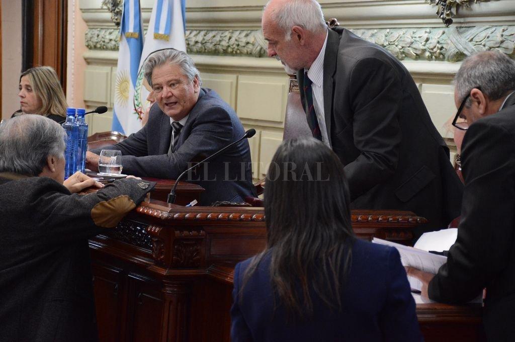 Asamblea Legislativa. Crédito: Archivo El Litoral