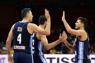 Argentina se mide con Serbia por un lugar en semifinales