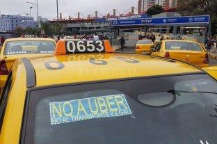 Uber opera en Córdoba, para disgusto de los taxistas