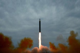 Corea del Norte realizó un nuevo lanzamiento de proyectiles de prueba