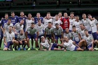 Argentina enfrenta a México en el cierre de la gira por Estados Unidos