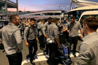 Video: así despidieron a los All Blacks en el aeropuerto