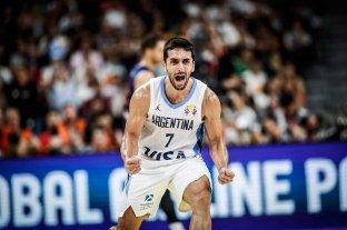 Histórico triunfo de Argentina ante Serbia