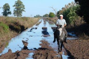 Caminos rurales: proponen mantenerlos con aporte mayoritario de productores