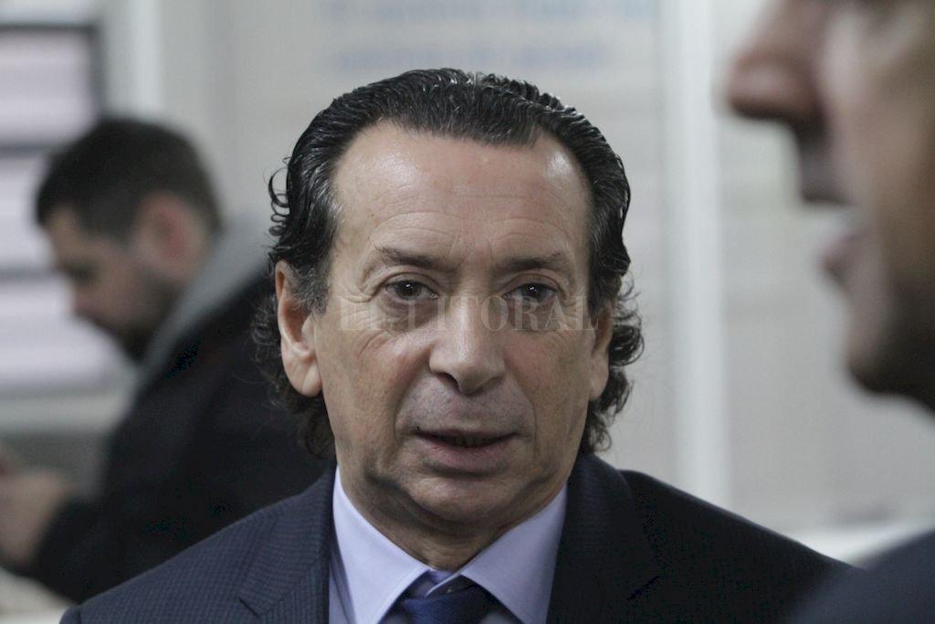 Dante Sica, ministro de Producción y Trabajo,  Crédito: Archivo El Litoral
