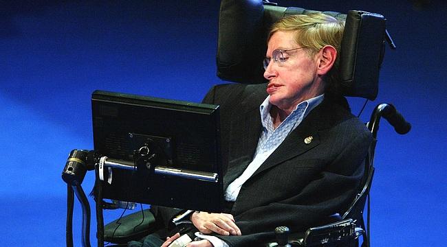 Stephen Hawking Crédito: Archivo El Litoral