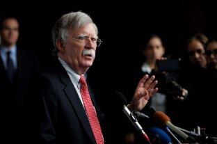 Trump echó a su asesor en Seguridad John Bolton