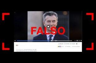 """No, un programa de tv español no comparó a Macri con un pulpo que """"tiene la cabeza llena de mierda"""""""