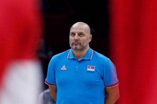 El DT de Serbia elogió a Facundo Campazzo y a Luis Scola tras la derrota con Argentina