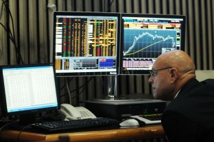 Se recuperó la Bolsa pero subió el riesgo país