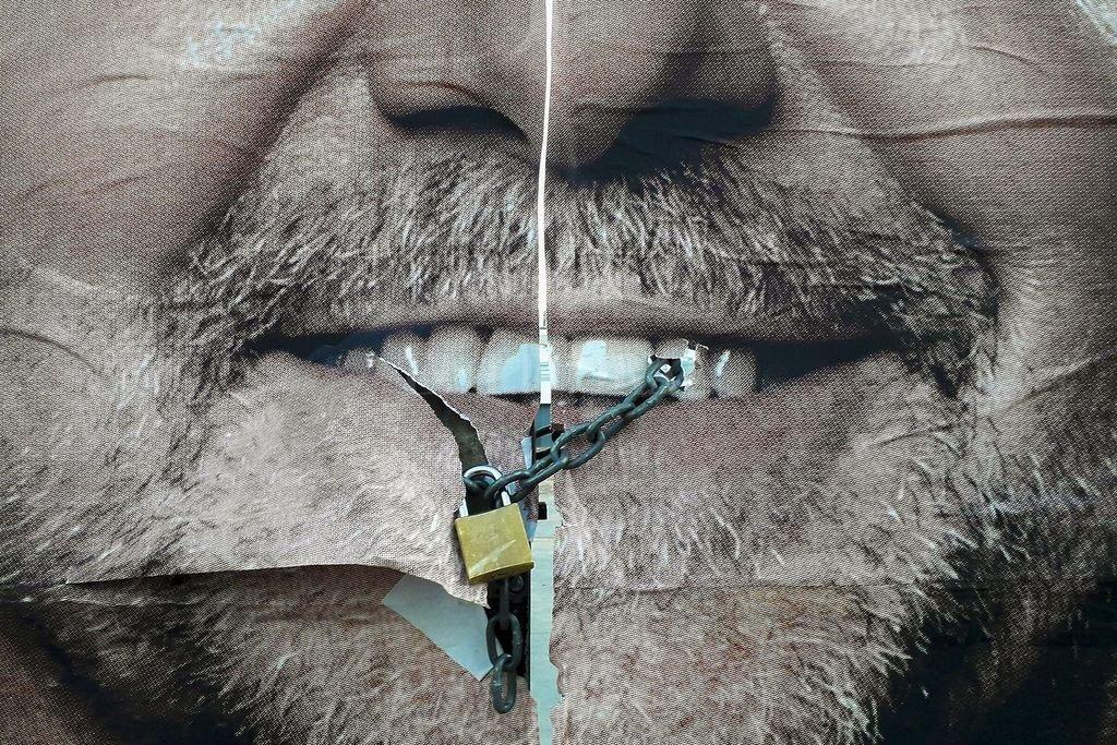 """Una de las obras de la serie """"Pasaron cosas"""", de Carolina Tarré. <strong>Foto:</strong> Gentileza Fotogalería Roberto Guidotti"""