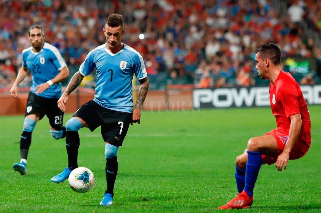 Crédito: Selección Uruguay