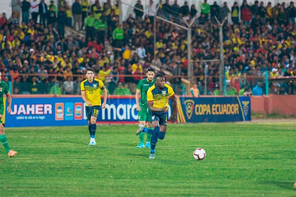 <strong>Foto:</strong> Selección Ecuador