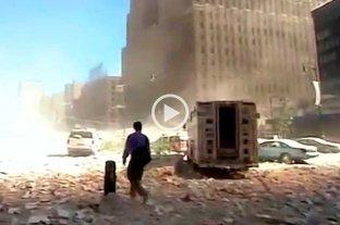 11-S: El video más crudo del ataque a las Torres Gemelas